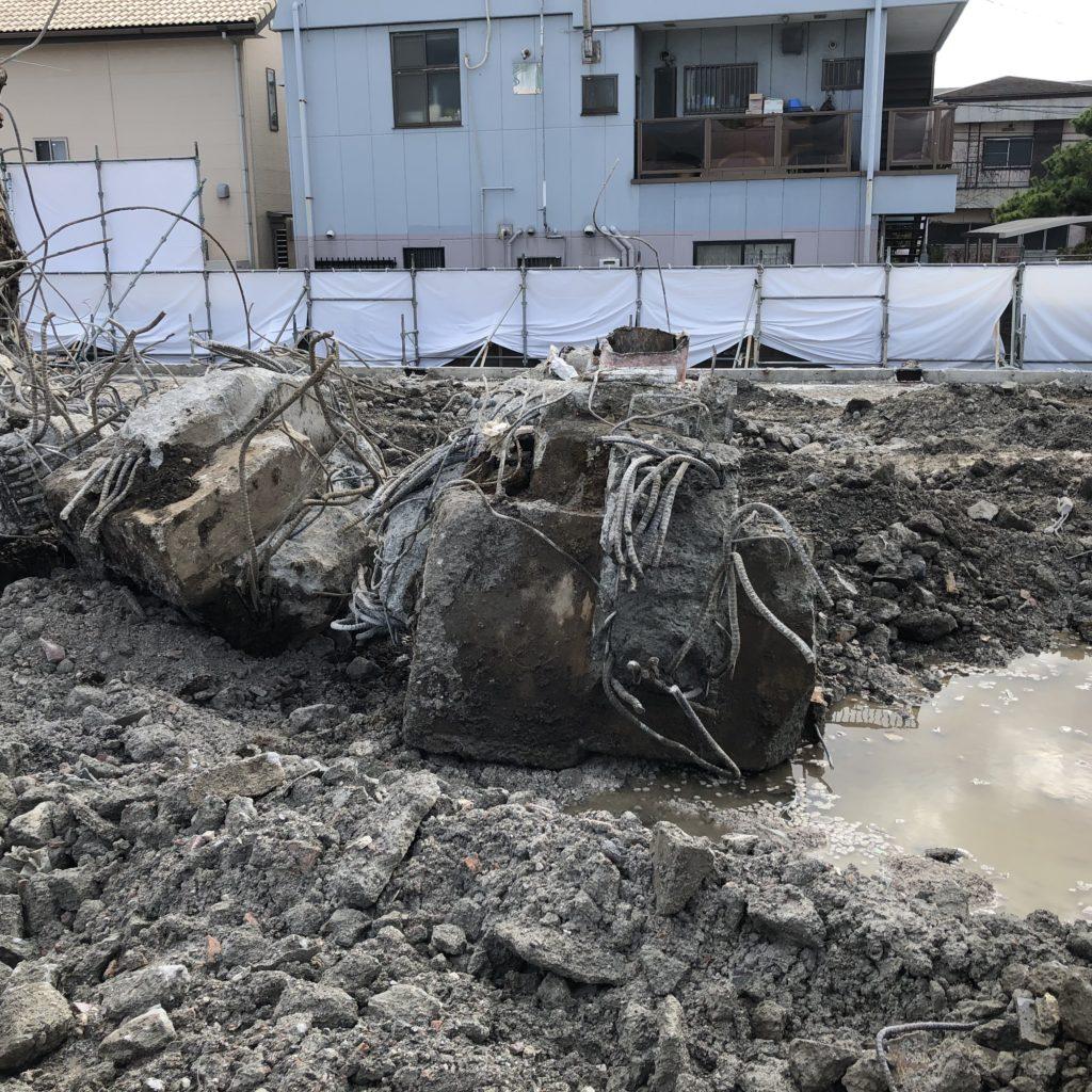 静岡県某解体工事